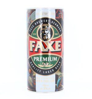 Faxe 5,0% Vol. 12 x 100 cl Dose Dänemark
