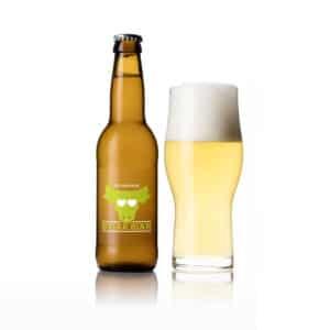 Stiär Biär äs Panasch 2,5% Vol. 24 x 33 cl EW Flasche