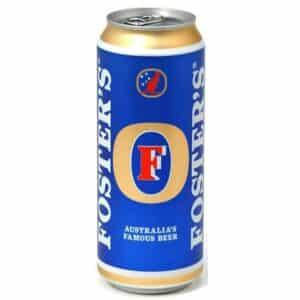 Foster`s Lager 5% Vol. 24 x 50 cl Dose Australien