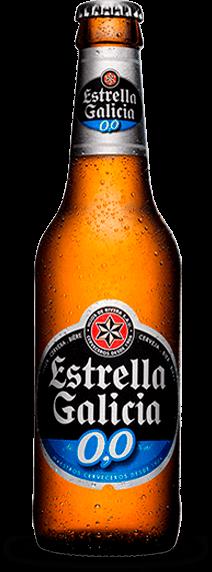 Estrella Galicia 0,0 alkoholfrei 24 x 25 cl Spanien