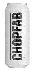 Chopfab WHITE 4,8% Vol. 24 x 50 cl
