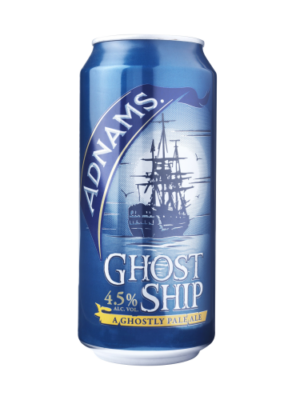 Adnams Ghost Ship Pale Ale 4,5% Vol. 24 x 44 cl England