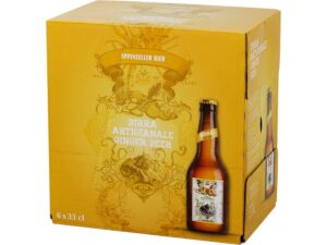 Appenzeller Ginger Bier 2,4% Vol. 24 x 33 cl