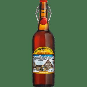 Appenzeller Glühbier Ginger 6,0% Vol. 6 x 75 cl ( vom Oktober - Dezember erhältlich )
