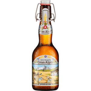 Appenzeller Grand Alpin 5,0% Vol. 20 x 33 cl inkl. Harasse