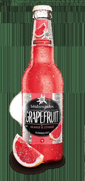Schützengarten Grapefruit 0,2% Vol. ( 3 Karton à 8 x 33 cl )
