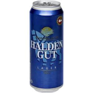 Haldengut Lager 4,8% Vol. 24 x 50 cl Dose
