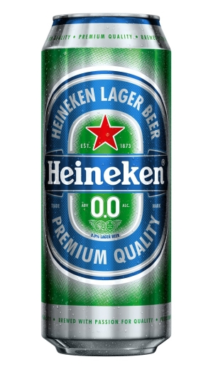 Heineken alkoholfrei 0.0% Vol. 24 x 50 cl Holland