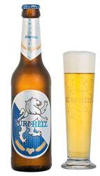 Brauerei Uster Züri Hell 5% Vol. 24 x 33 cl EW Flasche