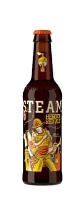 Steamworks Heroica Red Ale 5,6% Vol. 24 x 33 cl Kanada