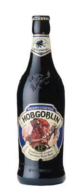 Wychwood Hobgoblin 5,2% Vol. 8 x 50 cl EW Flasche England