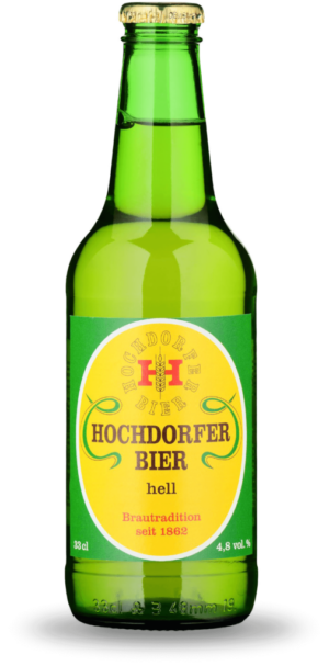 Hochdorfer Lager hell 4,8% Vol. 20 x 33 cl