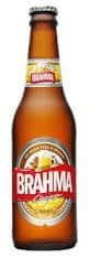 Brahma Lager 4,3% Vol. ( Europa Abfülung ) 24 x 33cl EW Flasche Brasilien ( Auslieferung Mitte September 2020