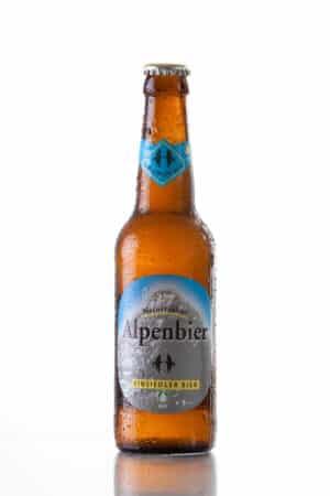 """Einsiedler Alpenbier """"Bio"""" 5,0% Vol. 24 x 33 cl"""