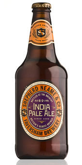 Shepherd Neame India Pale Ale 6,1% Vol. 12 x 50 cl England