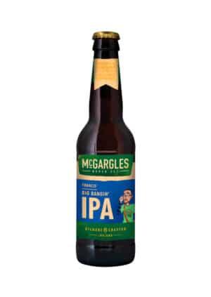 Mc Gargles Francis IPA 7,1% Vol. 24 x 33 cl Irland