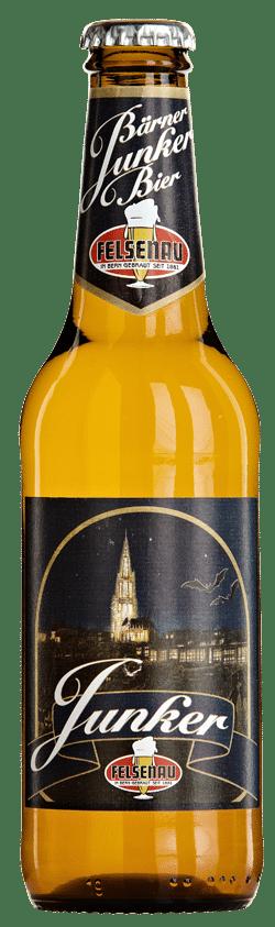 Felsenau Bärner Junker Bier 5,2% Vol. 24 x 33 cl
