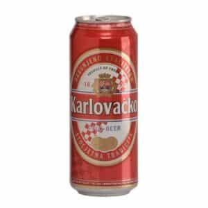 Karlovacko Pivo Bier 5% Vol. 24 x 50cl Dose
