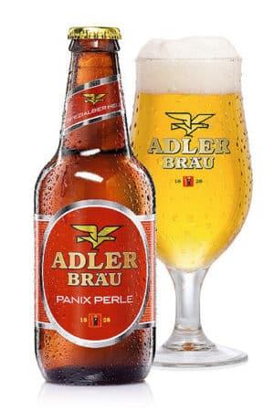 Adler Bräu Panix Perle Hell 5.2% Vol. 20 x 29 cl EW Flasche