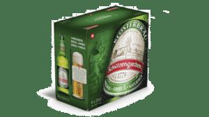 Schützengarten Klosterbräu 5,2% Vol. ( 3 Karton à 8 x 33 cl )