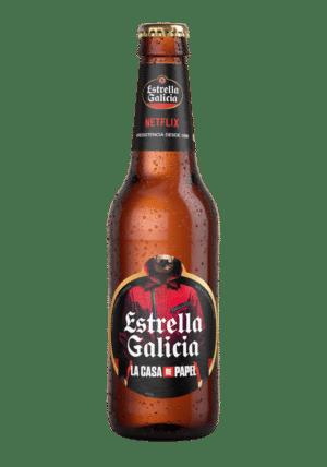 Estrella Galicia La Casa de Papel 5,5% Vol. 24 x 25 cl Spanien