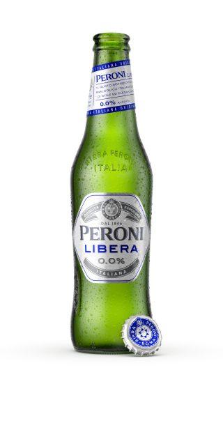 Peroni Libera Alkoholfrei 24 x 33 cl Italien