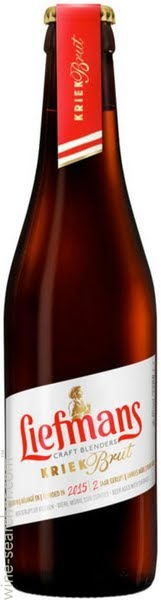 Liefmans Cuvée Brut Kriek 6% Vol. 24 x 33 cl Belgien