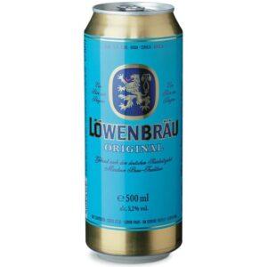 Löwenbräu München Original 5,2% Vol. 24 x 50 cl ( so lange Vorrat )