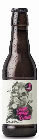Möhl Grape Apple Cider Bitter Light 2,9% Vol. 24 x 33 cl EW Flasche