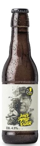 Möhl Juicy Apple Cider Tender Sweet 4,5% Vol. 24 x 33 cl EW Flasche