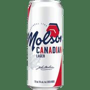 Molson Lager Beer 5% Vol. 6 x 71 cl Kanada