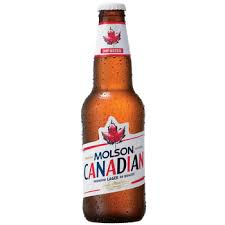 Molson Lager Beer 5% Vol. 24 x 35 cl Canadian