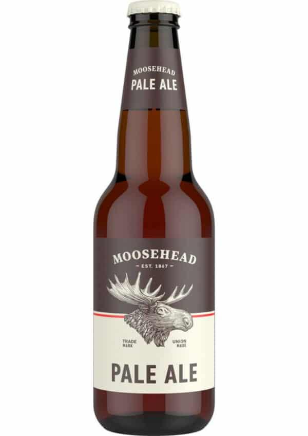 Moosehead Pale Ale 5% Vol. 24 x 35 cl Canadian