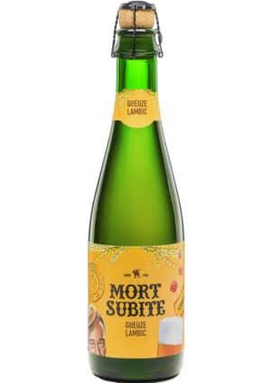 Mort Subite Gueuze 4,5% Vol. 20 x 37,5 cl EW Flasche Belgien