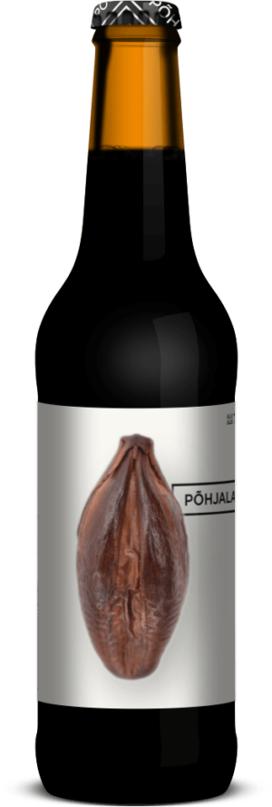 Põhjala Must Kuld Porter 7,8% Vol. 20 x 33 cl Estland