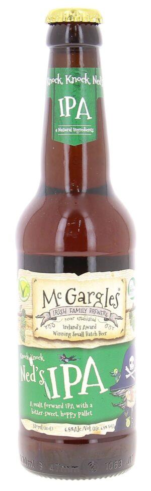 Mc Gargles Neds IPA 6,5% Vol. 24 x 33 cl EW Flasche