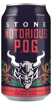 Stone Notorious POG 4,7% Vol. 24 x 35,5 cl Dose Amerika