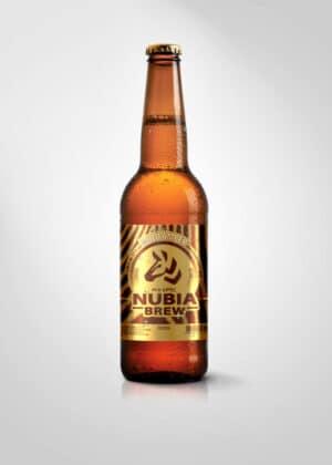 Nubia Brew Mulu Amber Glutenfrei 5,5% Vol. 24 x 33 cl