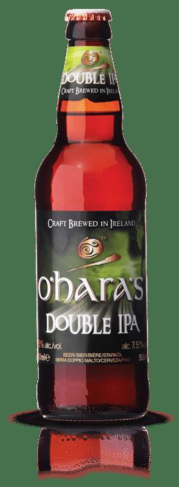 O'Hara's Barrel Aged Leann Folláin 8,1% Vol. 12 x 50 cl EW Flasche Irland