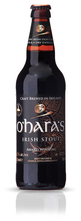O'Hara's Irish Stout 4,3% Vol. 24 x 33 cl Irland