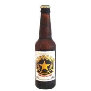 Sapporo Premium Beer 4,7% Vol. 24 x 33 cl Japan