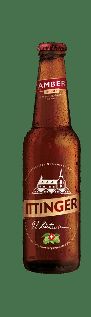 Ittinger Amber 5,6% Vol. 24 x 33 cl