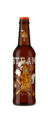 Steamworks Pale Ale 5,2% Vol. 24 x 33 cl Kanada