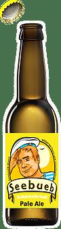 """Seebueb Pale Ale """"Schumchrönli"""" Meilen 5,4% Vol. 20 x 33 cl"""