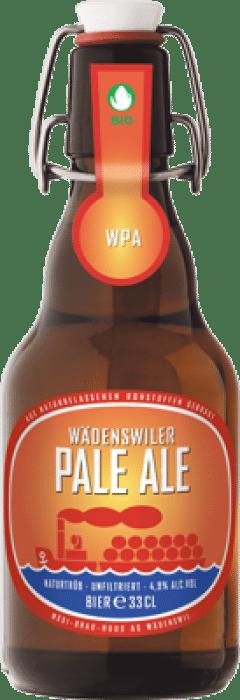 Wädenswiler Pale - Ale 4,9% Vol.  20 x 33 cl