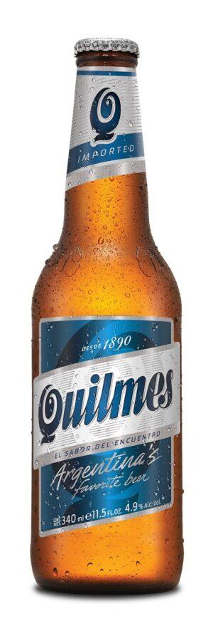 Quilmes 4,9% Vol. 24 x 34 cl Argentinien