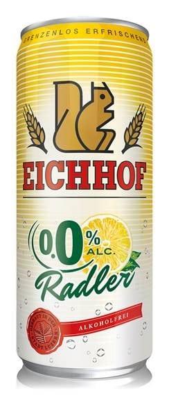Eichhof Radler 0.0% 24 x 50 cl