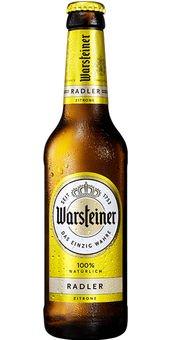 Warsteiner Radler Zitrone 2,5% Vol. 24 x 33 cl Deutschland