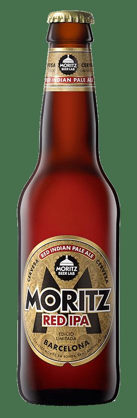 Moritz Barcelona Red IPA 5.4% Vol. 24 x 33 cl Spanien