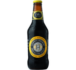 Coopers Extra Stout 6,3% Vol. 24 x 37,5 cl Australien